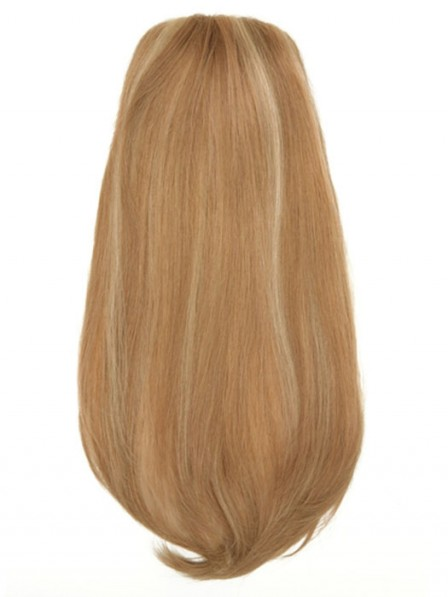 100% Human Hair Long Top Piece