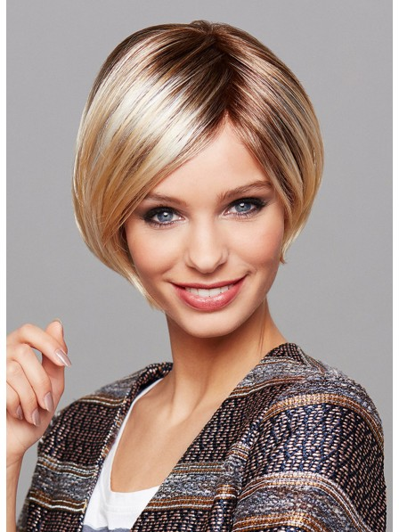 Sleek Chin Length Bob Wig with Stunning Movement