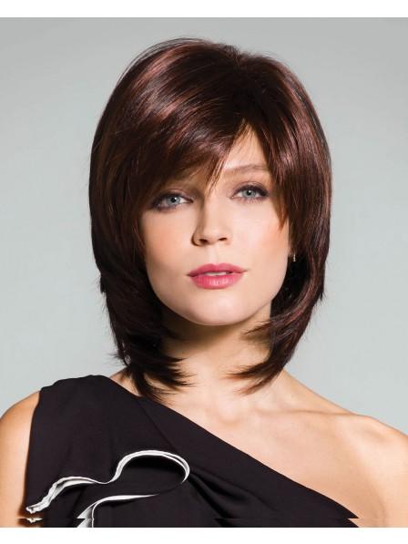 Azor-textured short cut wig