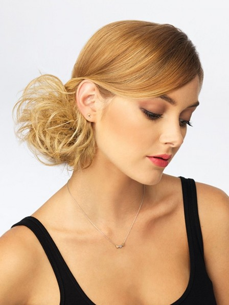 Blonde Wavy Hair Wraps