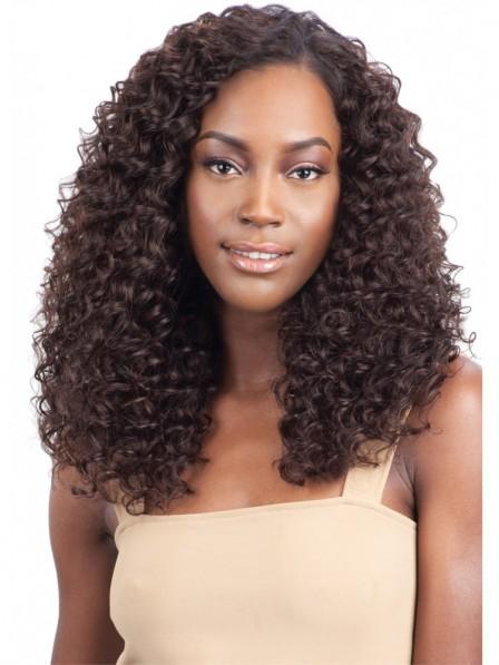 Brazilian remy 100 human hair wavy deep hairstyle wigs