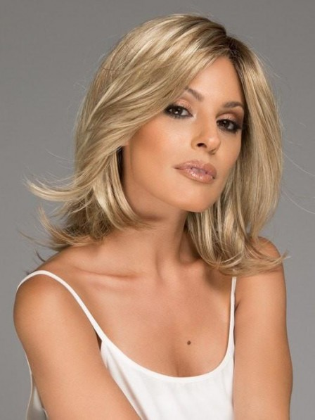 Easy Wavy Synthetic Lace Front Wig
