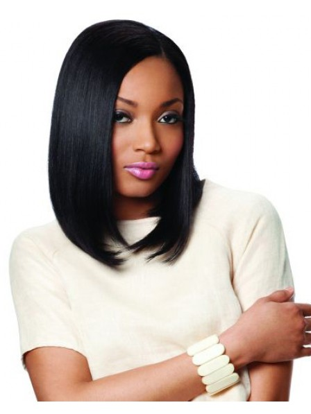 Fashion Lace Front African American Bob Style Wig