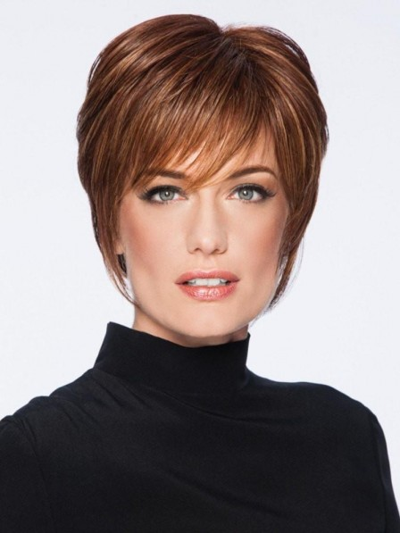 Fashion Short Layered Wig