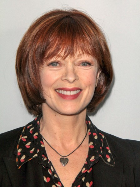 Frances Fisher's Human Hair Bob Wig For Lady