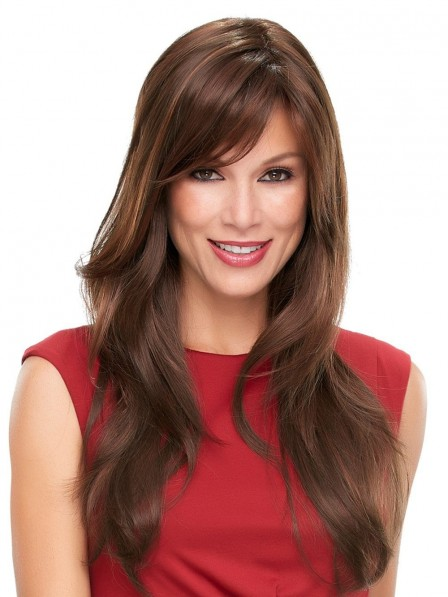 Gorgeous Long Wavy Synthetic Hair Wig