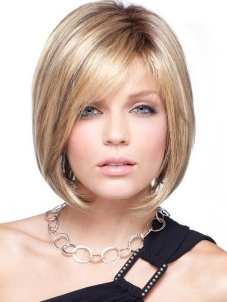 Bob Lace Front Straight Women Hair Wig