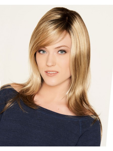 Lace Front Mono Top Blonde Hair Wig