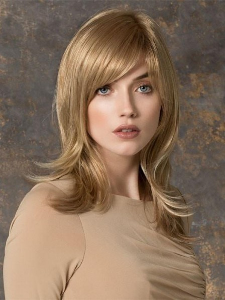 Long Blonde Lace Front Wig