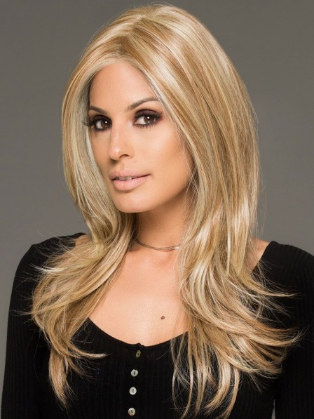Long Blonde Supremely Natural Looking Wig