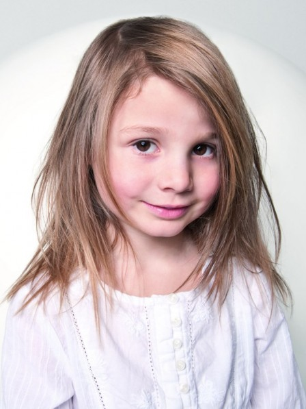 long layered hairstyle for little girls  rewigs