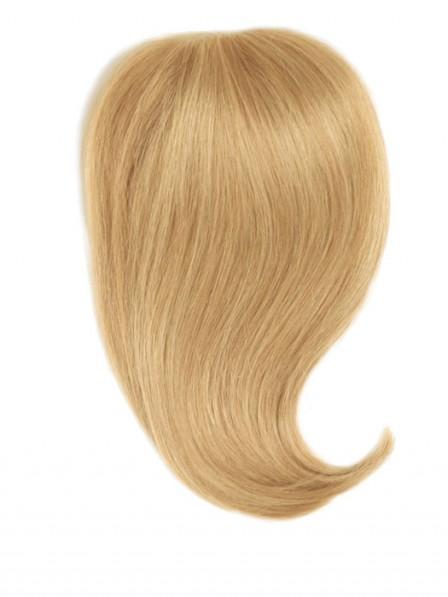 Medium Blonde Remy Human Hair Top Piece