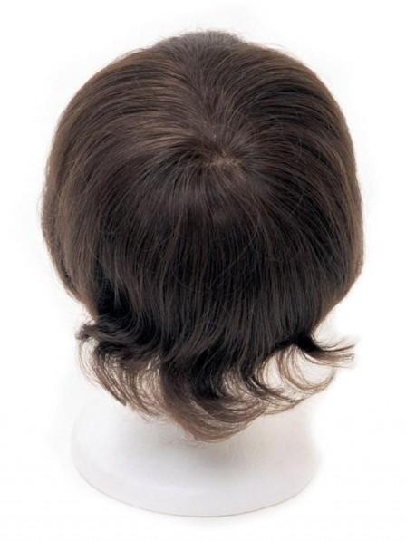 Men's System 7 x 10 Human Hair Topper