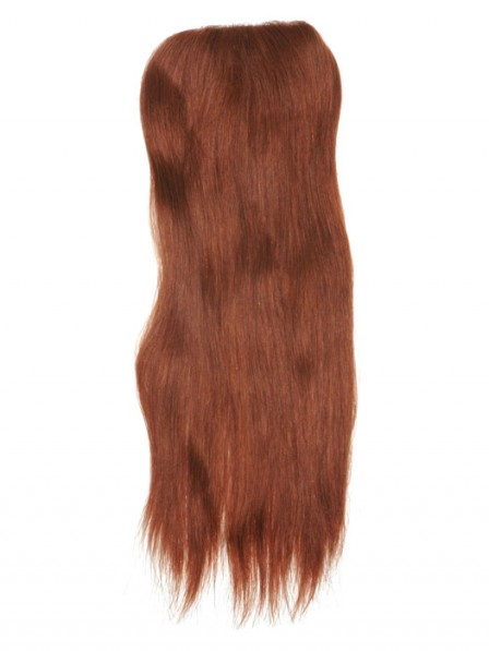 Mini Fall Human Hair Hairpiece For Ladies