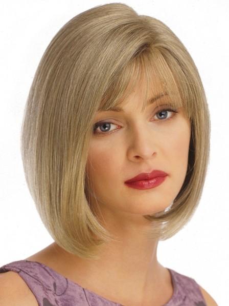 Lace Front Monofilament Bob Women Wig
