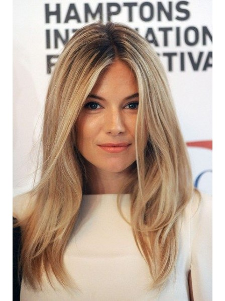 Straight Lace Front Remy Human Hair Wig