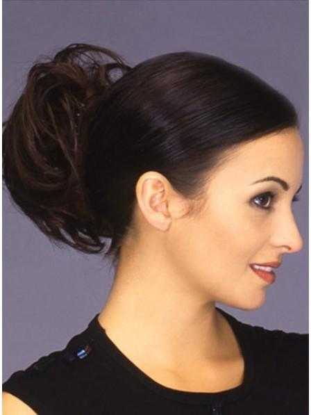 """5"""" Auburn Synthetic Hair Claw Clip Hair Wraps"""