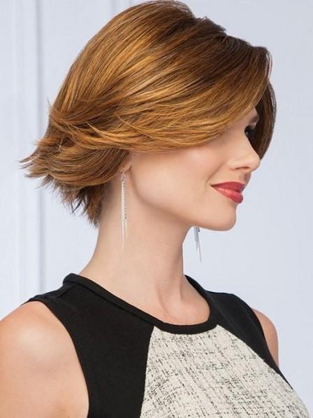 Razor Cut Women Wig