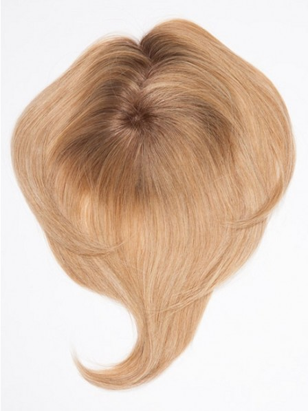 Remy Human Hair Mono Top 12 Inch Hair Topper