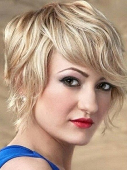 Short Best Lace Front Synthetic Celebrity Wigs 2019