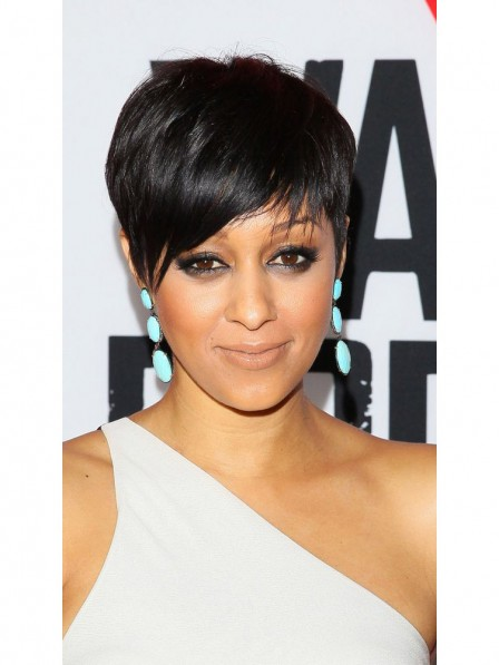 Simple Pixie Haircut Wig Full Lace For Women