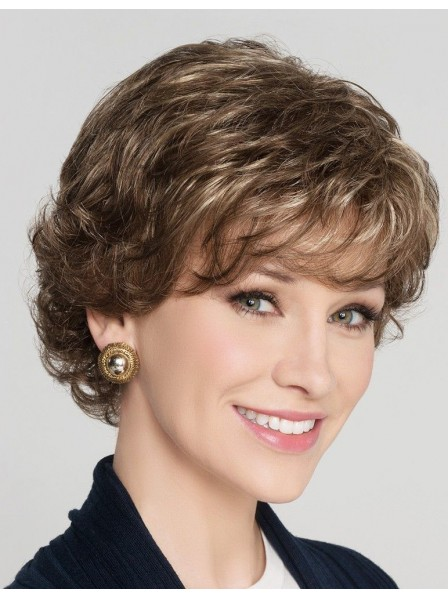 Stylish Ladies Short Hair Wig For Women