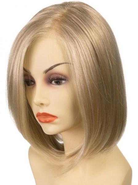 Human Hair Piece Mono Wiglet