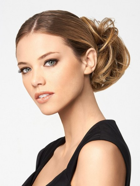 Synthetic Heat Friendly Hair Modern Chignon
