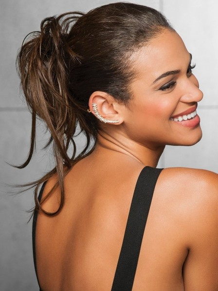 Synthetic Trendy Hair Wraps