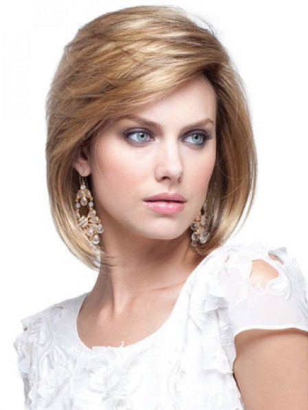 Bob Straight Chin Length Human Hair Wig