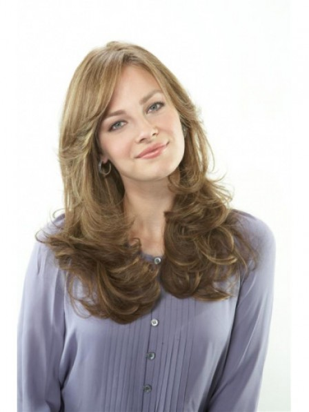 Wavy Lace Front Human Hair Wig