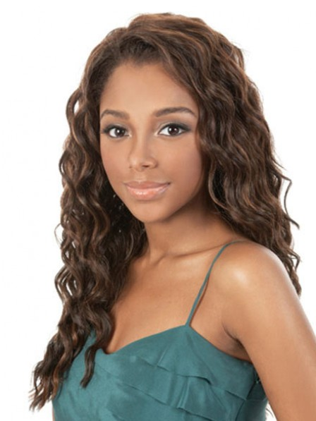Lace Front Long Wavy Wig
