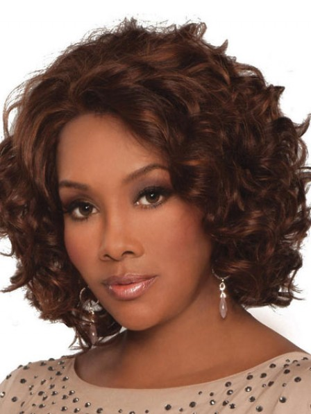 Lace Front Wavy 100% Human Hair Wig