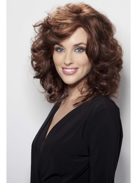 Wavy Synthetic Lace Front Women Wig