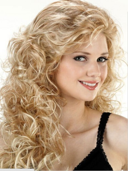 Synthetic Long Curly Hair Wig For Women