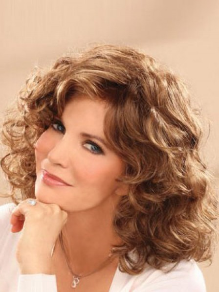 Women's Synthetic Wavy Lace Front Hair Wig