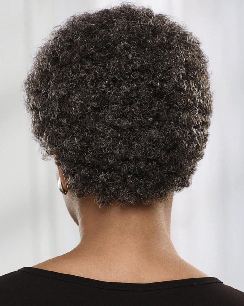 Fabulous Short Afro Wigs Full Of Volume And Tight Natural