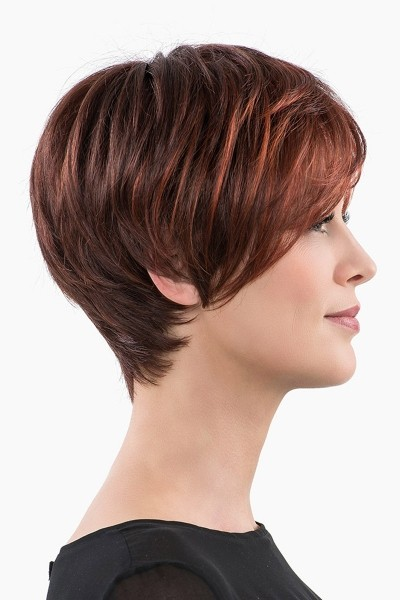Fashion Short Straight Capless Wigs