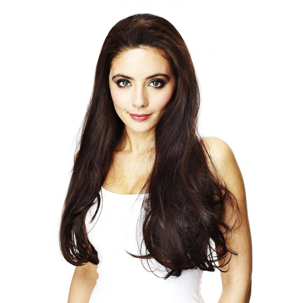 Soft Long Synthetic Half Wigs Sale Online Uk