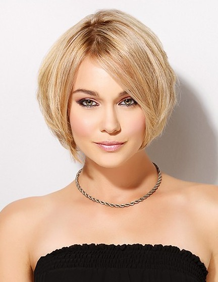 bob style human hair wigs chin length bob cut style human hair lace front wigs 2647